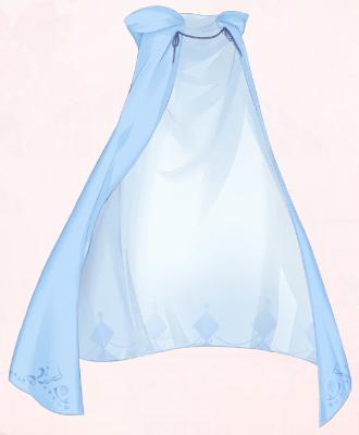 Azure Cloak