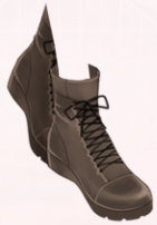 Nipped Boots-Brown