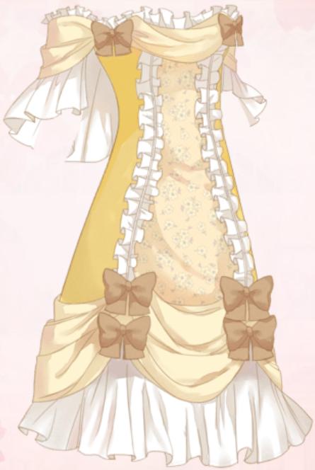 Bow's Dream-Yellow