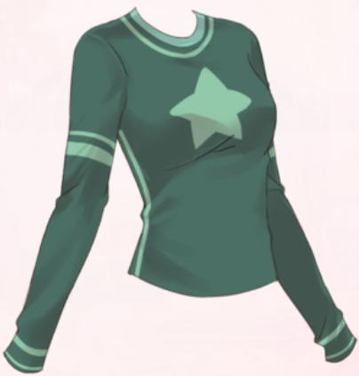 Green Star Soul