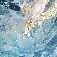 Prayer Dancer close up 2