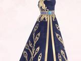Blue Phoenix Tune (Dress)