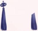 Cloud Knot-Blue