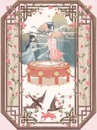 Garden Secret Mayor and Sister