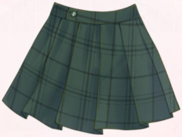 Classic Kilt-Green