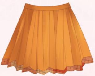 Waitress-Skirt