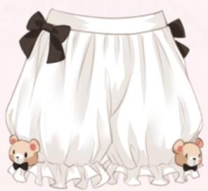 Brown Bear Shorts