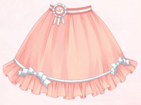Cicada Skirt-Pink