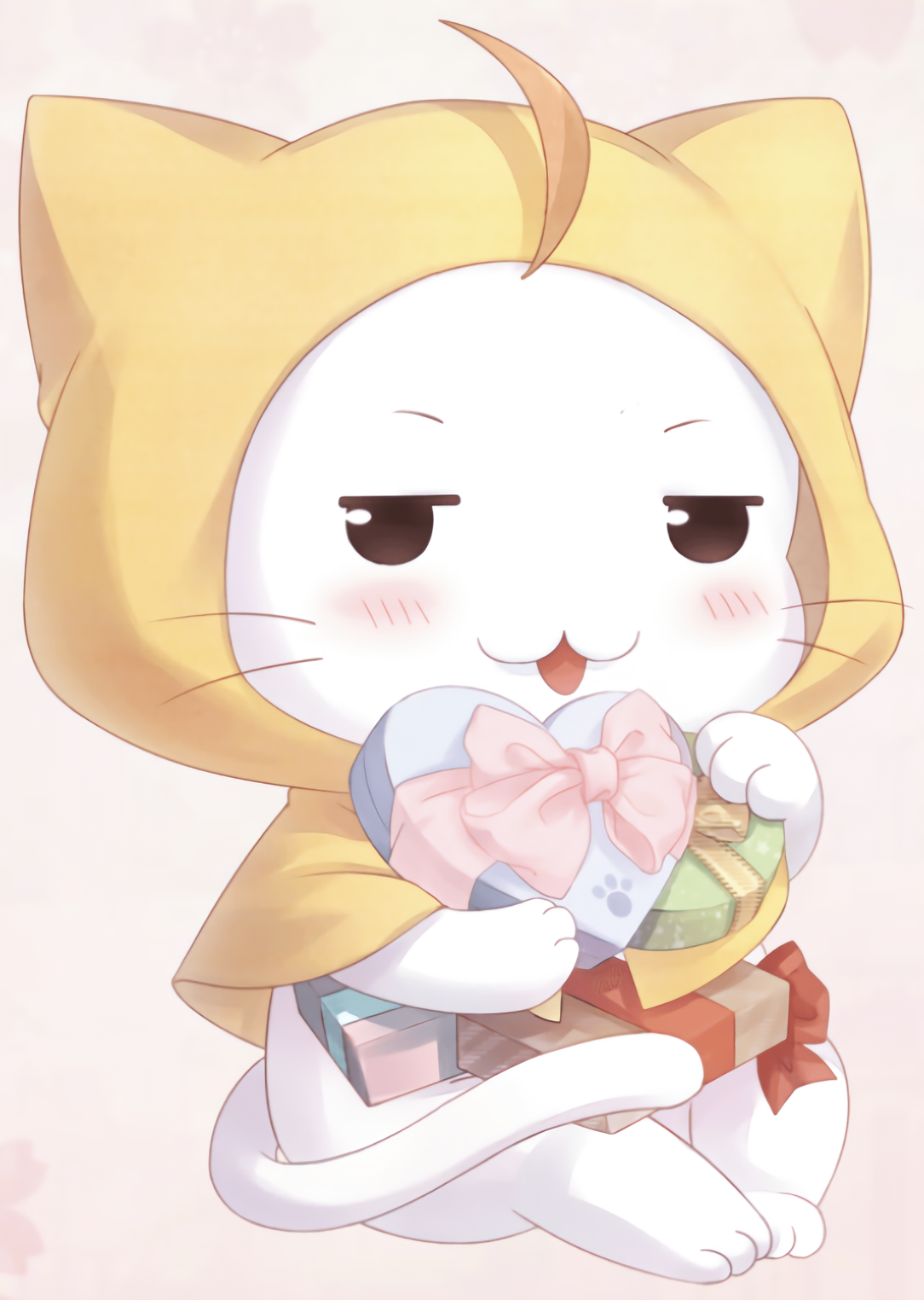 Momo's Sincere Heart