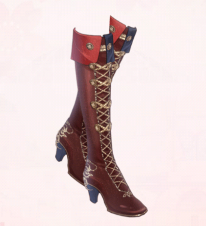 Childlike Dream Boots