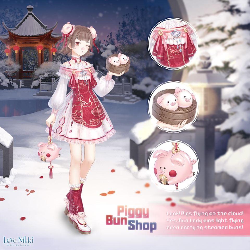 Piggy Bun Shop