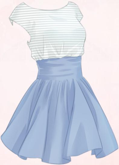 Cool Summer (Dress)