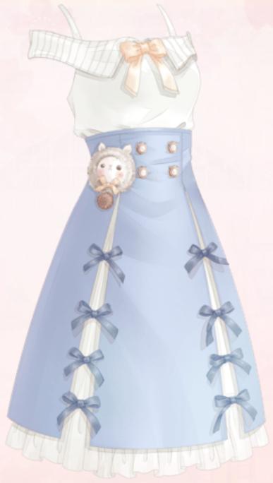 Docile Alpaca-Blue