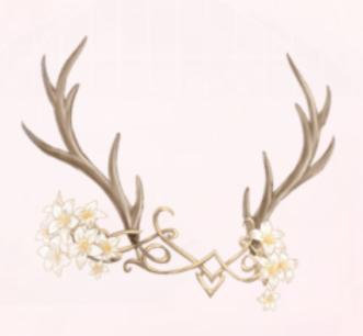 Elf Queen's Antlers