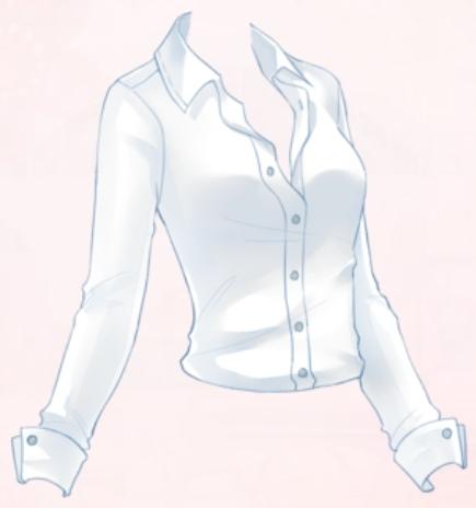 OL Shirt-White