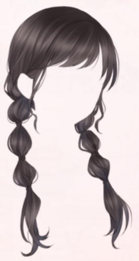 Braids Girl-Black