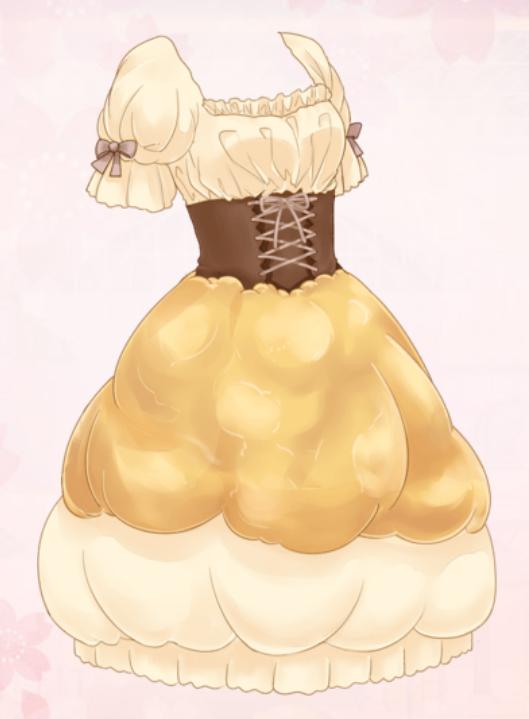 Miss Puff (Dress)