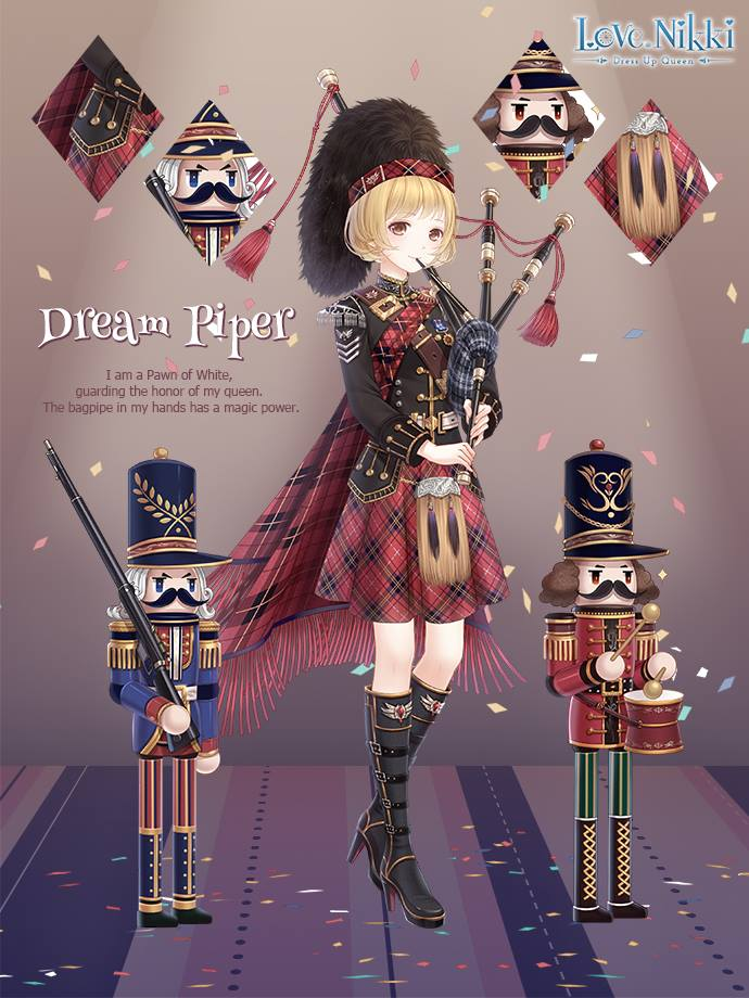 Dream Bagpiper