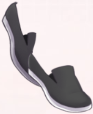 Gray Board Shoes