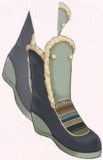 Fresh Snow Boots
