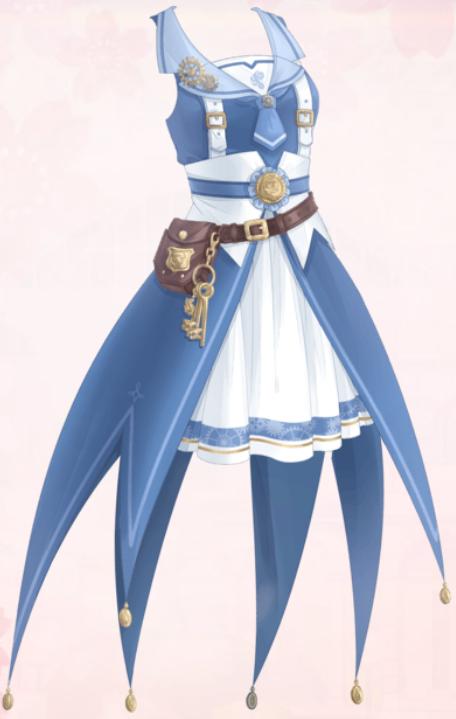 Courier Uniform-Epic
