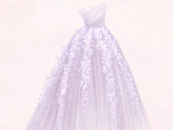 Wisteria Vow (Dress)