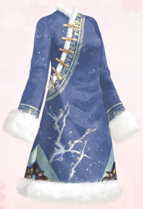 Wintersweet (Dress)