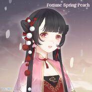 Fortune Spring Peach 1