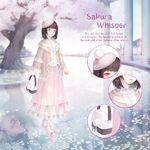 Sakura Whisper
