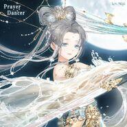 Prayer Dancer close up 1