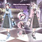 Wish of Porcelain White