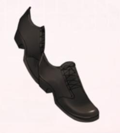 Gentle Waiter-Shoes
