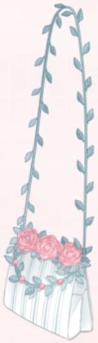 Flower Vine Swing