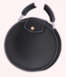 Black Pearl Bag