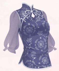 Bun Girl-Clothes