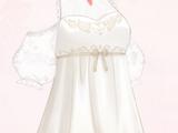 Fluffy Dress-Rare