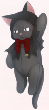 Black Cat Milu