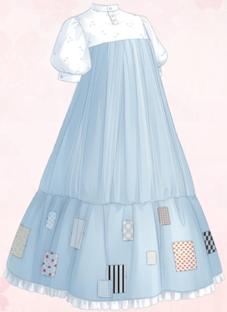 Blue Wish - Gorgeous