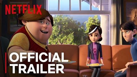Trollhunters Sezon 3 Official Trailer HD Netflix