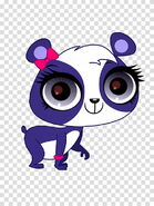 Penny-ling-purple-drawing-toy-animation-pet-littlest-pet-shop-jocelyne-loewen-pink-png-clipart
