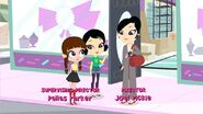 Youngmee 'She works at Littlest Pet Shop'