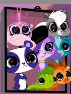 LSP - Group Sad Eyes 1