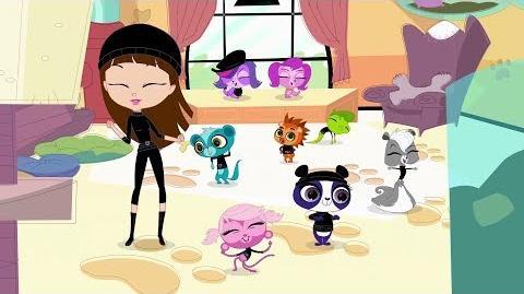 Littlest Pet Shop - Každý tančí rád