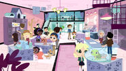 S1E02 Costumers come to the Littlest Pet Shop
