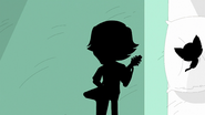 Ted and Strum silhouettes