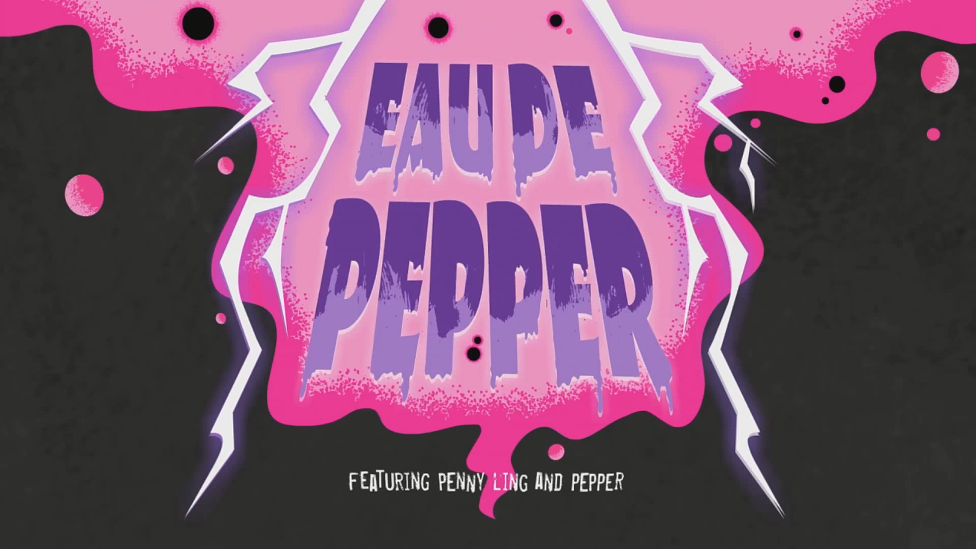 Eau de Pepper
