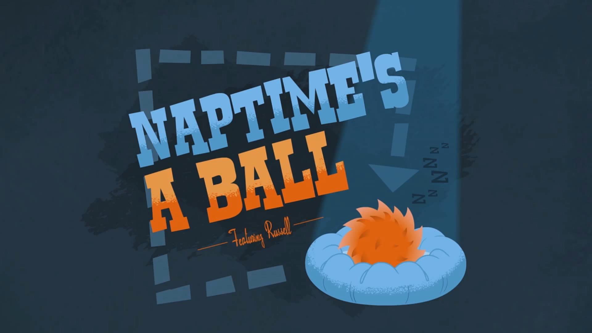 Naptime's a Ball