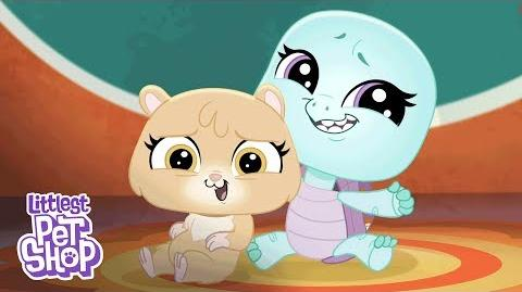 LPS A World of Our Own - 'Welcome to the Littlest Pet Shop' 🐠 Digital Short