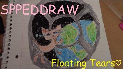 (SPEEDDRAW) Floating Tears♡