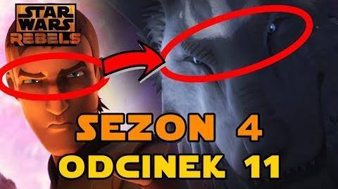 Star Wars Rebelianci Sezon 4 Odcinek 11 - DUME - Recenzja PL i wasze komentarze